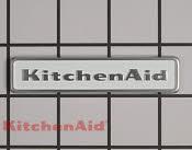 kitchenaid nameplate. Beautiful Kitchenaid Nameplate Part 1202545 Mfg With Ideas P