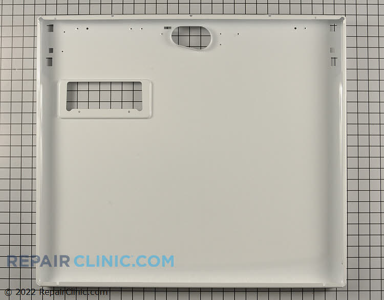 Front Panel WPW10225059 Alternate Product View