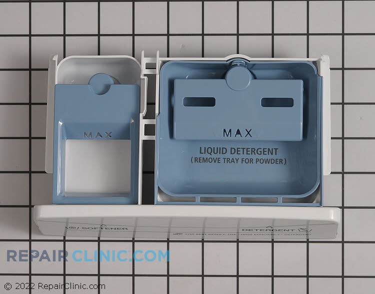 Detergent case - Item Number DC97-16963G