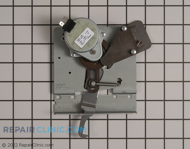 Door Lock Motor and Switch Assembly WP74005575 Alternate Product View