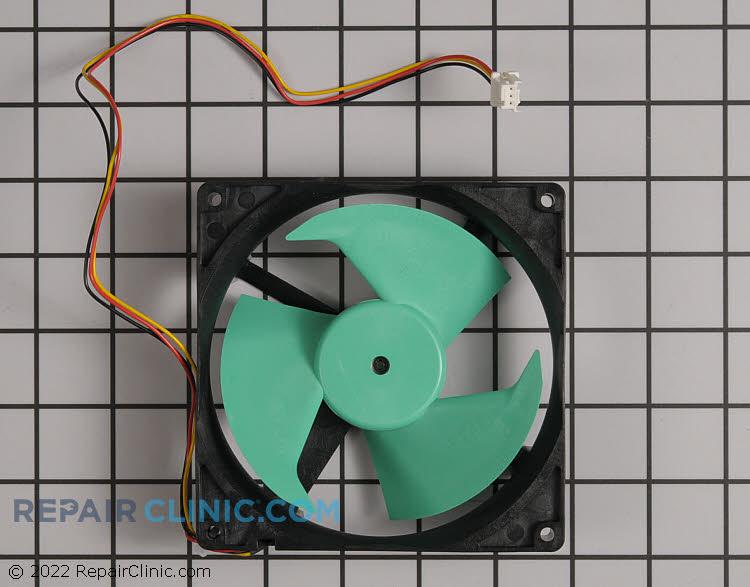 Fan Motor WR60X27766 Alternate Product View
