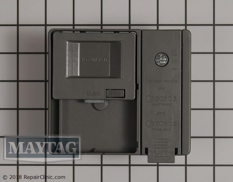 Detergent Dispenser W10861000 Alternate Product View