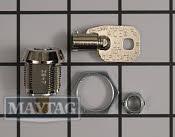 Coin Box Lock - Part # 4440838 Mfg Part # WPW10133264