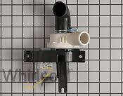 Water Pump - Part # 4446381 Mfg Part # WPW10403802