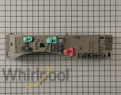 User Control and Display Board - Part # 4438479 Mfg Part # WP8558756