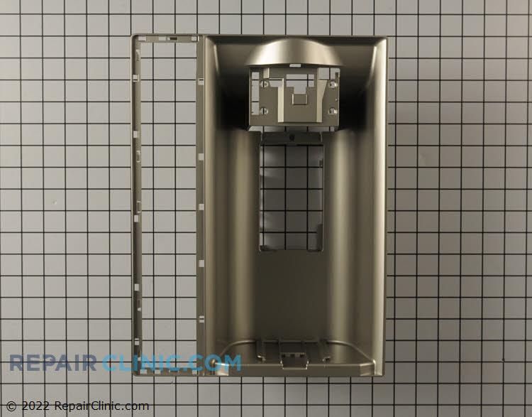 Dispenser Front Panel MCK63604501 Alternate Product View