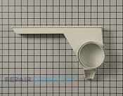 Duct - lower ventilation - Part # 1226124 Mfg Part # WD-2450-04