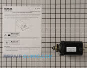 Electric Starter - Part # 4449900 Mfg Part # 20 098 11-S