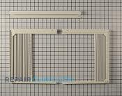 Window Side Curtain - Part # 1535291 Mfg Part # WJ71X10643