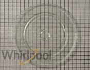 Glass Tray - Part # 4931167 Mfg Part # W11373838