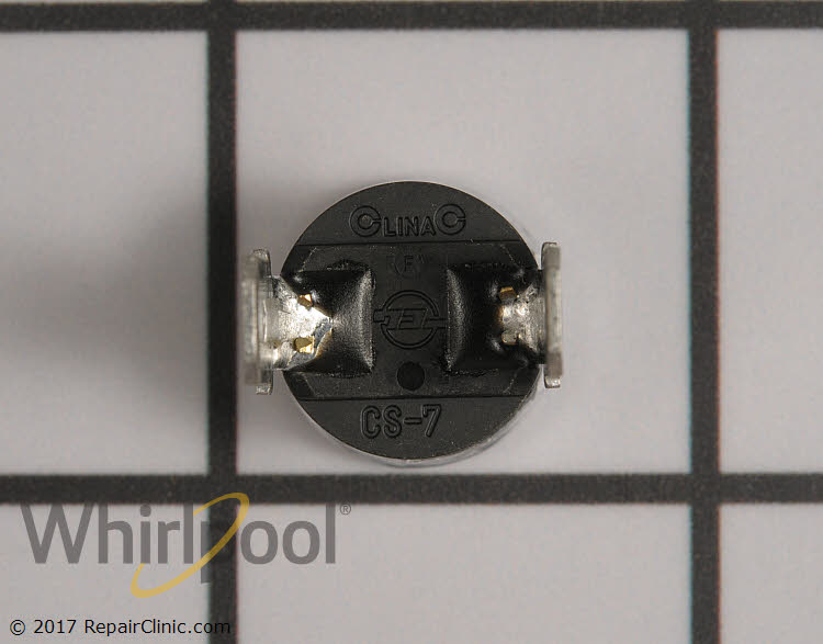 High Limit Thermostat WP661566 Alternate Product View