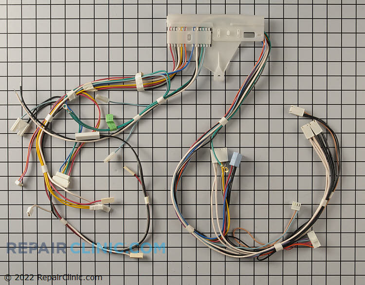 Wire Harness W10237912       Alternate Product View