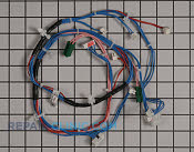 Wire Harness WPW10271979 04941284 maytag washing machine wire, receptacle & wire connector parts  at mifinder.co