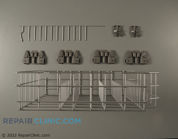 Lower Dishrack Assembly W10780925       Alternate Product View