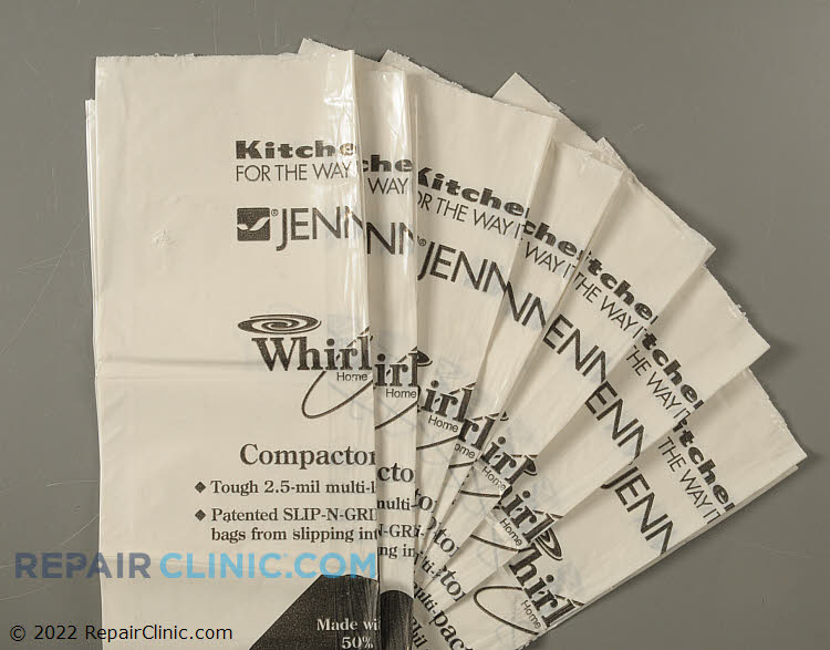 Trash Compactor Bags W10165293RB Alternate Product View