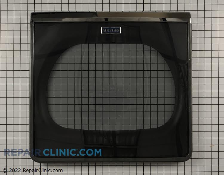 Dryer Door W11129460 Fast Shipping Repairclinic Com