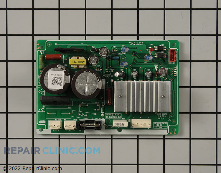 Inverter Board DA41-00614F     Alternate Product View