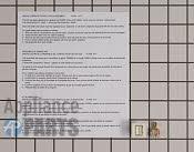 Door Catch - Part # 12912 Mfg Part # 5366021400