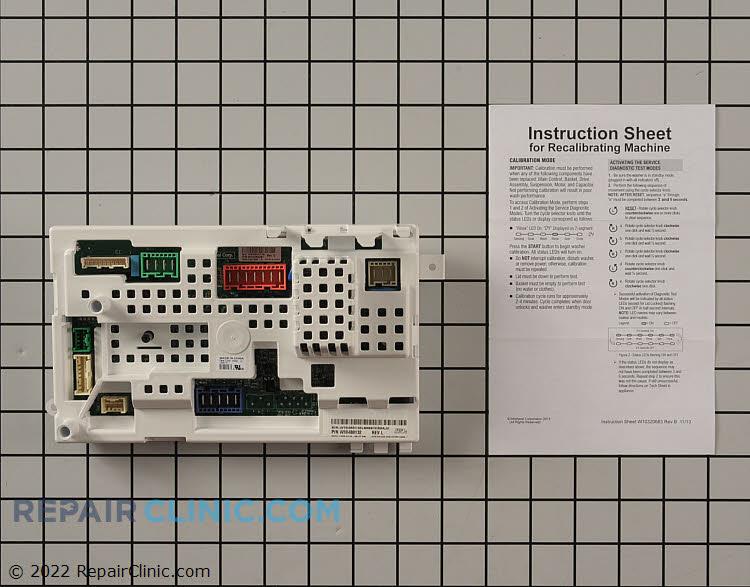 Control Board W10480132 Fast Shipping Repairclinic Com