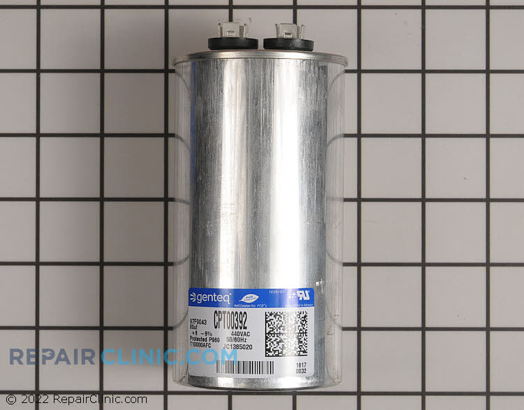 Run Capacitor CPT00392 Alternate Product View