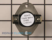 High Limit Thermostat - Part # 1268363 Mfg Part # 6931EL3001E