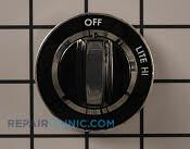 Control Knob - Part # 561975 Mfg Part # WP4179282