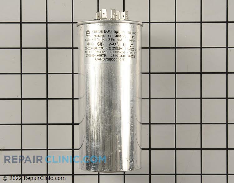 Dual Run Capacitor CAP075800440RT Alternate Product View