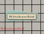Delighful Kitchenaid Nameplate Part 1873082 Mfg N To Ideas