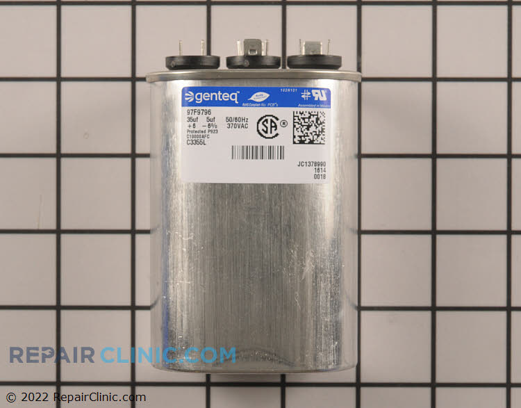 Dual Run Capacitor C3355L Alternate Product View