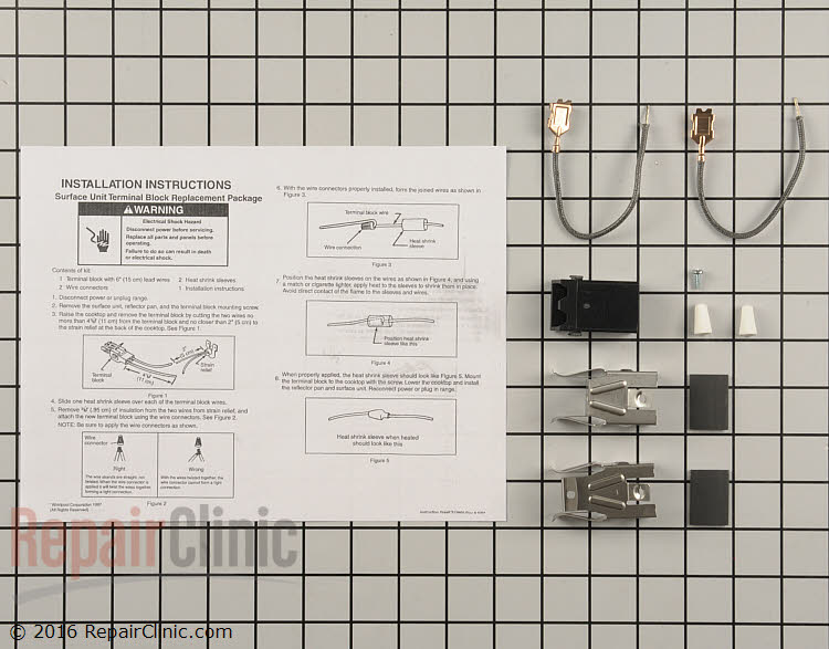 Element Receptacle and Wire Kit 330031 Alternate Product View
