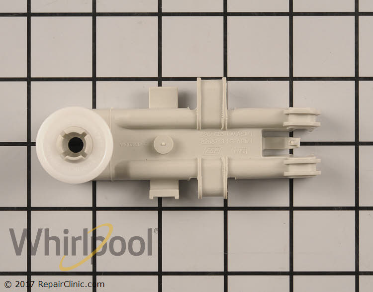 Dishrack Roller WP8268655 Alternate Product View