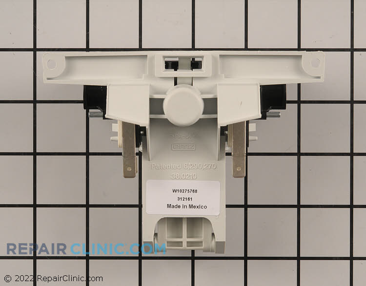 Door Latch WPW10130695 Alternate Product View