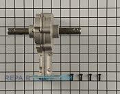Gearbox asm-comp - Part # 1830689 Mfg Part # 753-04489
