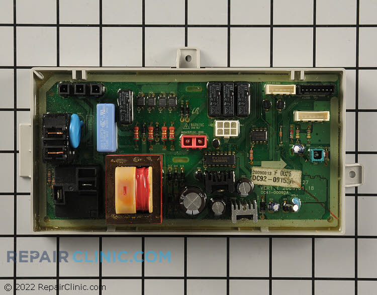 Main Control Board DC92-00153A Alternate Product View