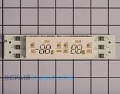 User Control and Display Board - Part # 2030919 Mfg Part # DA41-00264A