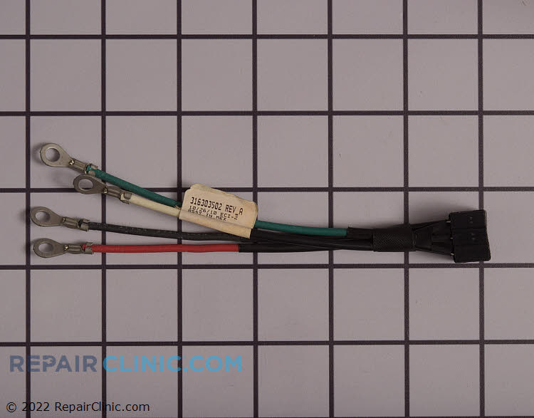 Wire Harness 316303502 Alternate Product View