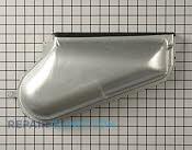 Exhaust Duct - Part # 2075526 Mfg Part # DC97-07526B