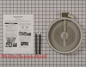 Radiant Surface Element - Part # 4454512 Mfg Part # W10823692