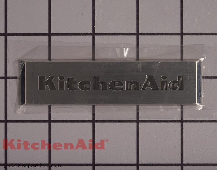 Nameplate W10909682 Alternate Product View