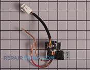 Diverter Motor - Part # 2050509 Mfg Part # DA97-06506A