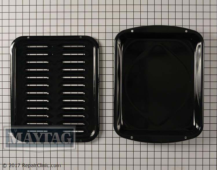 Broiler Pan 4396923 Alternate Product View