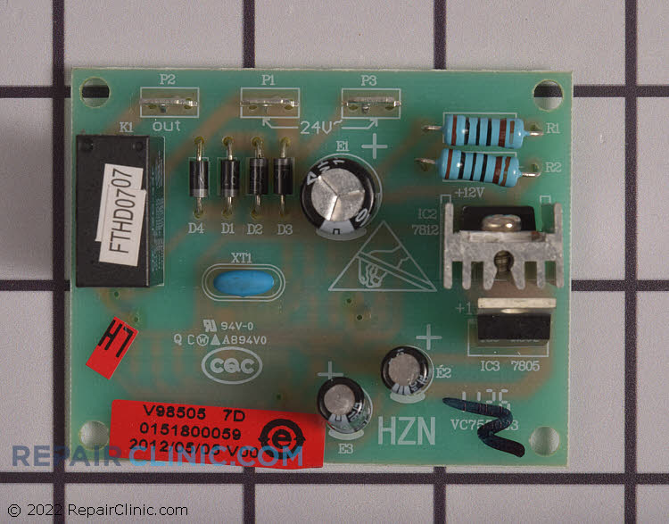 Control Board AC-5210-109 Alternate Product View