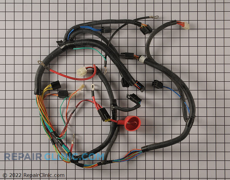 925-04621A - Wire Harness : Ships Today - RepairClinic.com on handlebar harness, main spring, main switch, main fuse, main frame, main relay, ignition coil harness, main seal, main door, main circuit breaker,