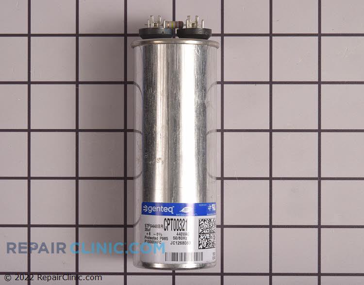 Run capacitor, round, 440 volts, 30 MFD