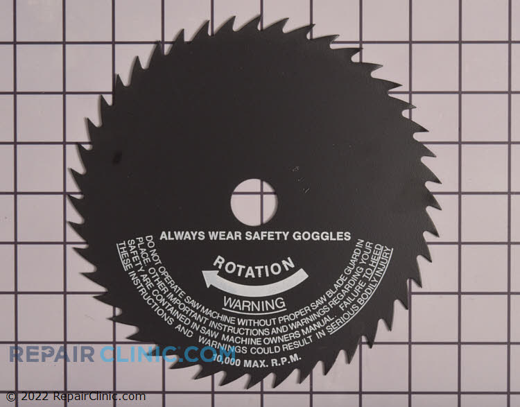 "8"" saw blade (g.m.)   *tbo* DG07815 Alternate Product View"