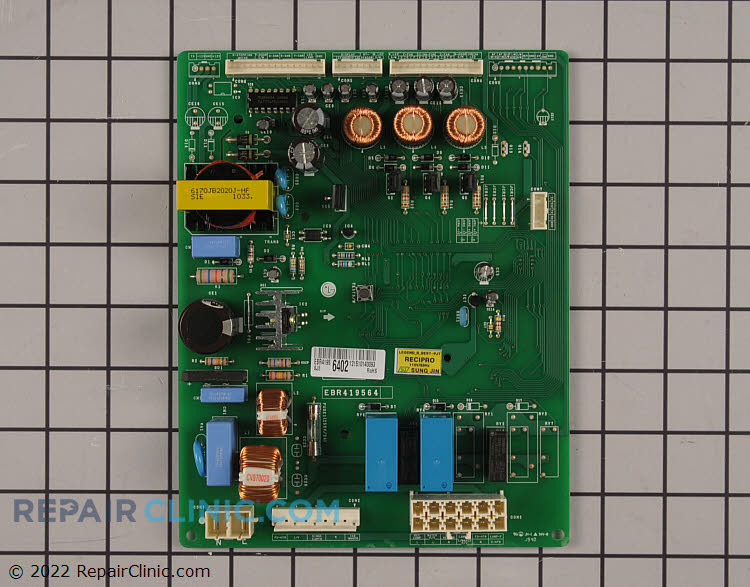 Main Control Board EBR41956402     Alternate Product View