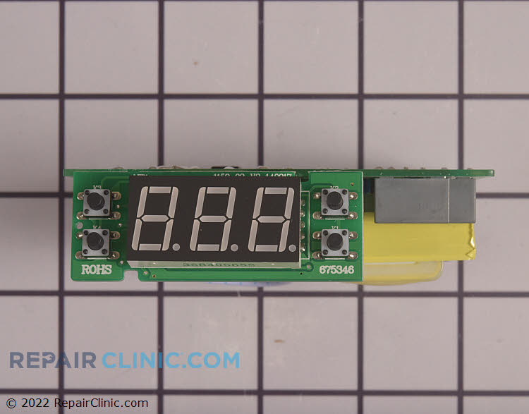 Main Control Board 312180200240 Alternate Product View