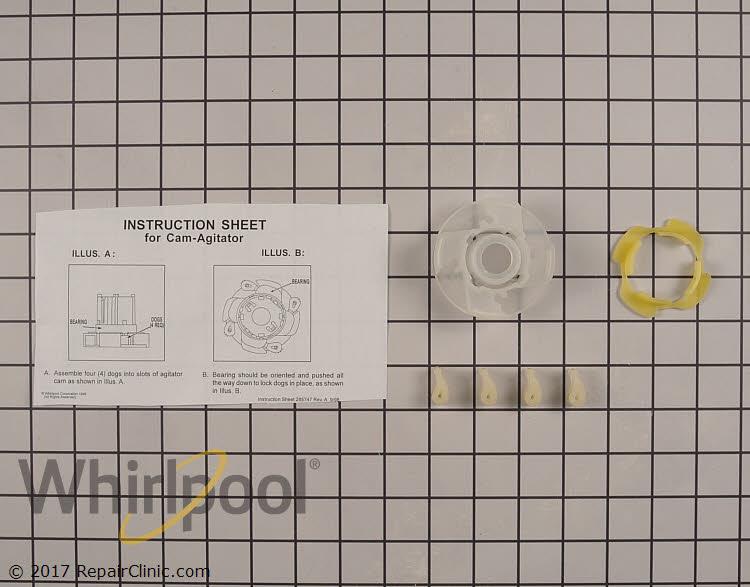 Agitator Repair Kit 285809 Alternate Product View