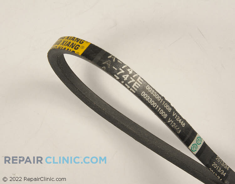 Belt - v WD-0350-23      Alternate Product View