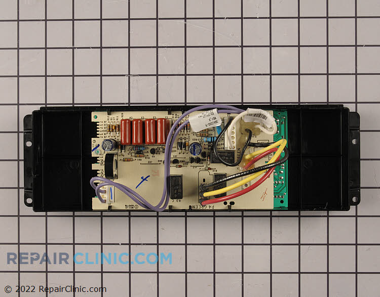 Oven Control Board WP5701M748-60 Alternate Product View